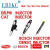 Erikc 0445110445の高圧共通の柵の注入器および0の445の110の445の自動車部品のディーゼル燃料ポンプアッセンブリの注入器0445 JAC Fotonのための110 445