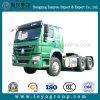 Sinotruk HOWO 371HP 10wheelerのトラクターのトラック