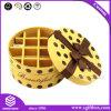 Cualquier dimensión de una variable puede rectángulo de empaquetado del chocolate del regalo de boda de la cartulina de encargo