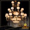 Lâmpada luxuosa do pendente da decoração do projeto interior (M42100)