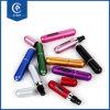 8ml 10ml, 15ml de perfume de alumínio garrafa spray coloridos, Portable Reabasteça gire o vaso de perfume para viagens