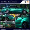 Высокое качество Тиффани матовый хром Car Wrap винил 1,52 м