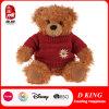 O luxuoso do presente da promoção encheu a fábrica do brinquedo do luxuoso do urso da peluche