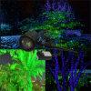 高品質の空プロジェクターGB Twinkingの屋外の庭のレーザー光線