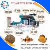 1200-1500kg/H Snapper koker-Vissen Machine van de Korrel van de Vissen van de Pijlinktvis de Drijvende