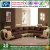 新しいデザイン現代部門別の角のソファーの屋内ソファーFurnitur (TG-8315)