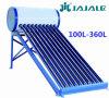 A pressão não o tubo de vácuo da energia solar no aquecedor de água etc tubo coletor solar 100L/120L/150L/200L/240L/250L/300L (calentadores solares de agua)