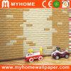 El panel de pared auto-adhesivo de la espuma 3D del papel de empapelar XPE impermeable