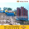Matériau de type d'argile dans nos mines alluviales pour une meilleure récupération de la machine d'or