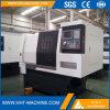 Машина Lathe CNC кровати низкой стоимости Tck-42L миниая Slant