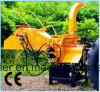 Tracteur Pto Wood Chipper Th-8, Alimentation Hydraulique, Ce Approbation