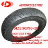 Heißer Verkaufs-Qualitäts-Motorrad-Reifen/Motorrad-Gummireifen 90/90-10, 90/90-12