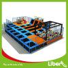 Organisation mondiale de la norme ASTM a approuvé la conception personnalisée Jumping Amusement Park Trampoline