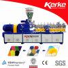 Laborgranulierende Plastikmaschine für Farbe Masterbatch