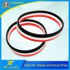 preço de fábrica Custom Sport/parte da Pulseira de Silicone (XF-WB09)
