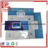 Refuerzo lateral de plástico de la ventana de aluminio de la bolsa de servilleta húmeda compuesto