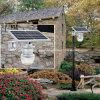 6 Вт Светодиодные все в одном из солнечного света в саду