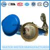 Mètre sec magnétique d'activité de l'eau de Sensus de cadran de gicleur multi de Dn25mm