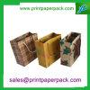 Exportation vers le sac de cadeau de sac de transporteur de papier de la Grande-Bretagne