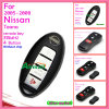 Verre Sleutel voor 2005-2008 Nissan Teana met 4 de Sleutel van de Noodsituatie van Knopen 315MHz zonder Spaander
