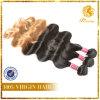 Nieuwe de product-t-Kleur van de Aankomst Golf 100% van het Lichaam de Maagdelijke Uitbreiding van het Menselijke Haar Remy (tfh-NL0033)