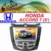 Reproductor de DVD del coche para Honda Accord 7 con el Poder-Autobús (2003-2007) (CT2D-SH9)