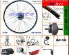 Fahrrad E-Fahrrad China-Monca E elektrische Fahrrad-Installationssatz-zerteilt preiswerte Preis-Marke Shimano Kenda 8fun Rst
