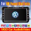 Jugador del coche DVD GPS para FOE de Touran Tiguan del golf de VW Jetta Passat (VVW8501)