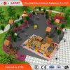 おかしい屋外の子供公園の上昇の運動場装置(HD-MZ067)