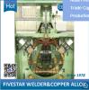 Freier Punkt 3 Phasen-automatische Nahtschweißung-Maschine für Bitumen-Stahl-Zylinder