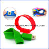 Umweltfreundliches Silikon USB-Armband