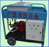 고압 모래 제트기 발파공 물 청소 기계