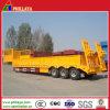 Multifunctionele Flatbed Cimc Aanhangwagens met AchterHelling