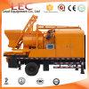 SaleのためのLjbc40 L1 Truck Mounted Concrete Mortar Mixer Pump