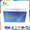 Caisse d'emballage de papier de couleur de médecine