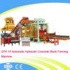 Het volledige Automatische Blok die van het Hydraulische Cement Machine (QT6-15) maken