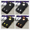 Silicone PC Combo 다채로운 Protective iPhone 6 Armor Case