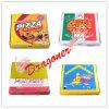 Caixa de cartão ondulado para pizzas, caixas de bolo, recipientes do bolinho (CCB015)