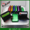 Alluminio Wallet/RFID della calza di natale che ostruisce la cassa del raccoglitore
