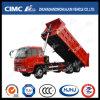Camion à benne basculante arrière de FAW 210-420HP 6*4 avec l'euro 2/3/4 émission