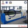 Máquina de rolamento de dobra da placa hidráulica do quanlity do gigh do rolo W11-12X3200 3