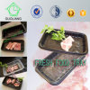Carne e Poultry Industry Use Wholesale Plastic Vacuum Food Storage Containers in Walmart