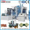 Máquina concreta automática hidráulica Multi-Function do tijolo do bloqueio Qt10-15