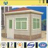 4 1개의 Fanionable 아름다운 Prefabricated 가벼운 강철 집 보초 상자