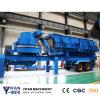 Hautes performances et faible coût Concreate concasseur de recyclage