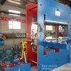 Deux couches fonctionnantes presse de vulcanisation en caoutchouc, presse de vulcanisation de plaque
