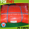 HDPE Orange Waterproof PE Tarpaulin