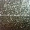 Estofos em tecido de couro de PVC (HW-653)