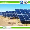 Erstklassiger stilvoller Solarautoparkplatz installieren Halter