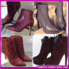 Sexy Fashion Lady (C-101)のための2015高いHeels Women Leather Boots